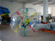 Color Dots Body Zorb Ball