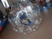 Transparent Inflatable Bumper Ball for Sale