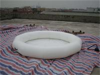 White Color Kids Inflatable Water Pool 3m Diameter