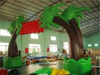 New Advertsing Inflatable Custom Arches with 3D Shape