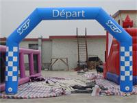 Custom Advertsing Angel Inflatable Arch for Party Rentals